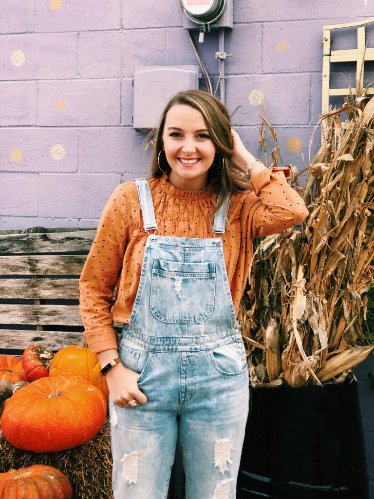 Fall 2017 Bucket List - Pumpkin Patch
