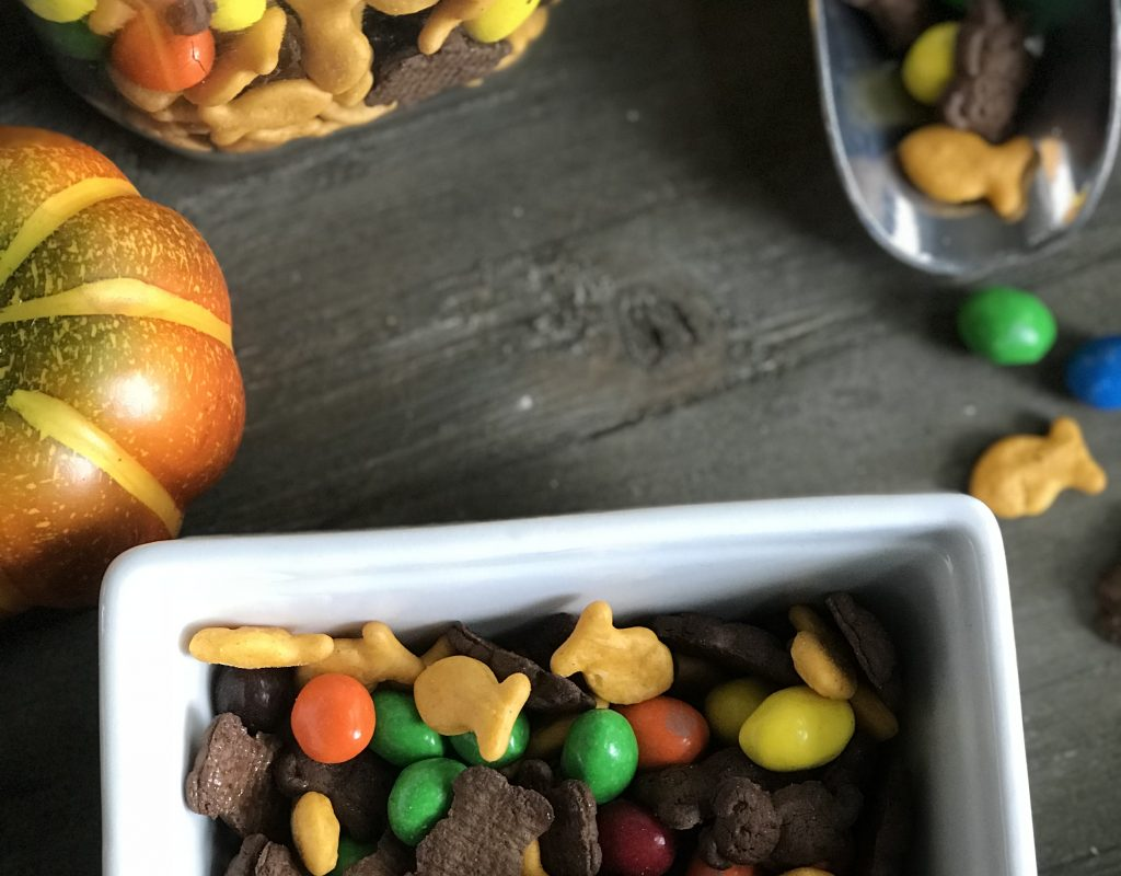 The Perfect Fall Snack Mix
