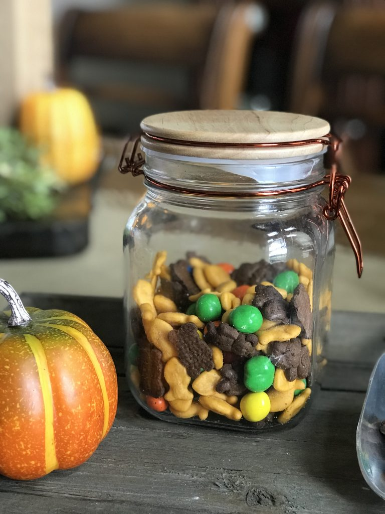 Fall 2017 Snack Mix