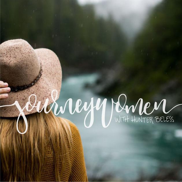 Top 5 Podcasts - Jordan Tailored - Journeywomen with Hunter Beless