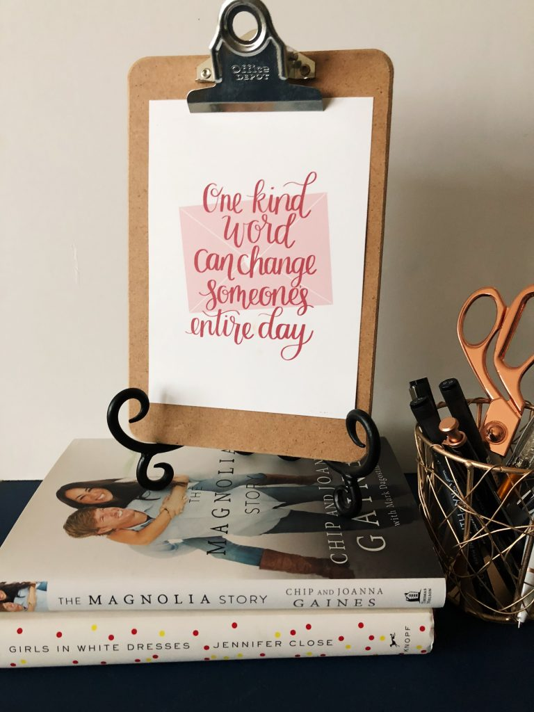 National Handwriting Day - Jordan Tailored - Free Art and Soul Printable