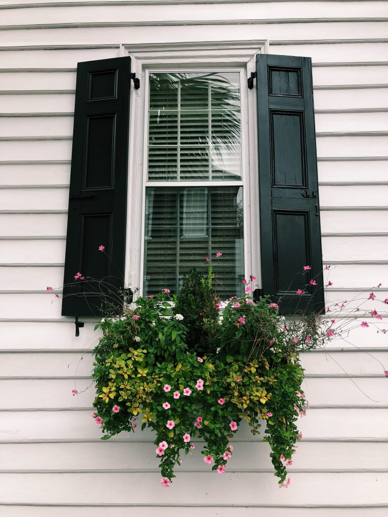 Jordan Tailored - Charleston Charm - Charleston Window Boxes