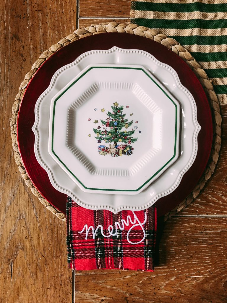 Jordan Tailored - Christmas Tablescapes & Simple Hospitality