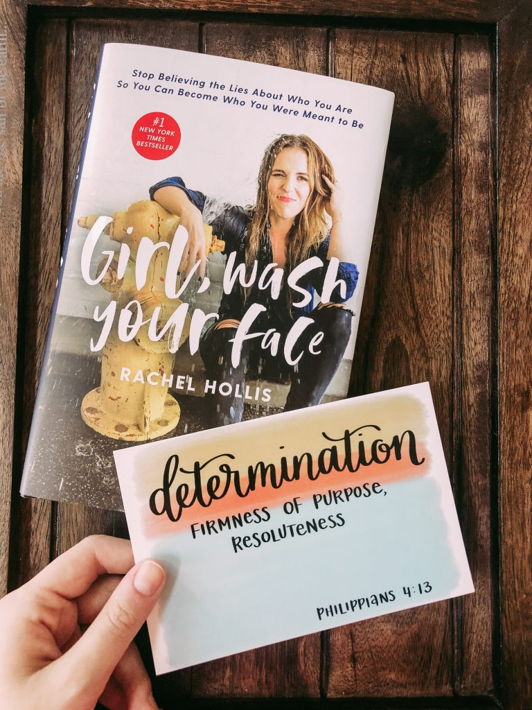 Jordan Tailored - Rachel Hollis - Girl, Wash Your Face Book Review