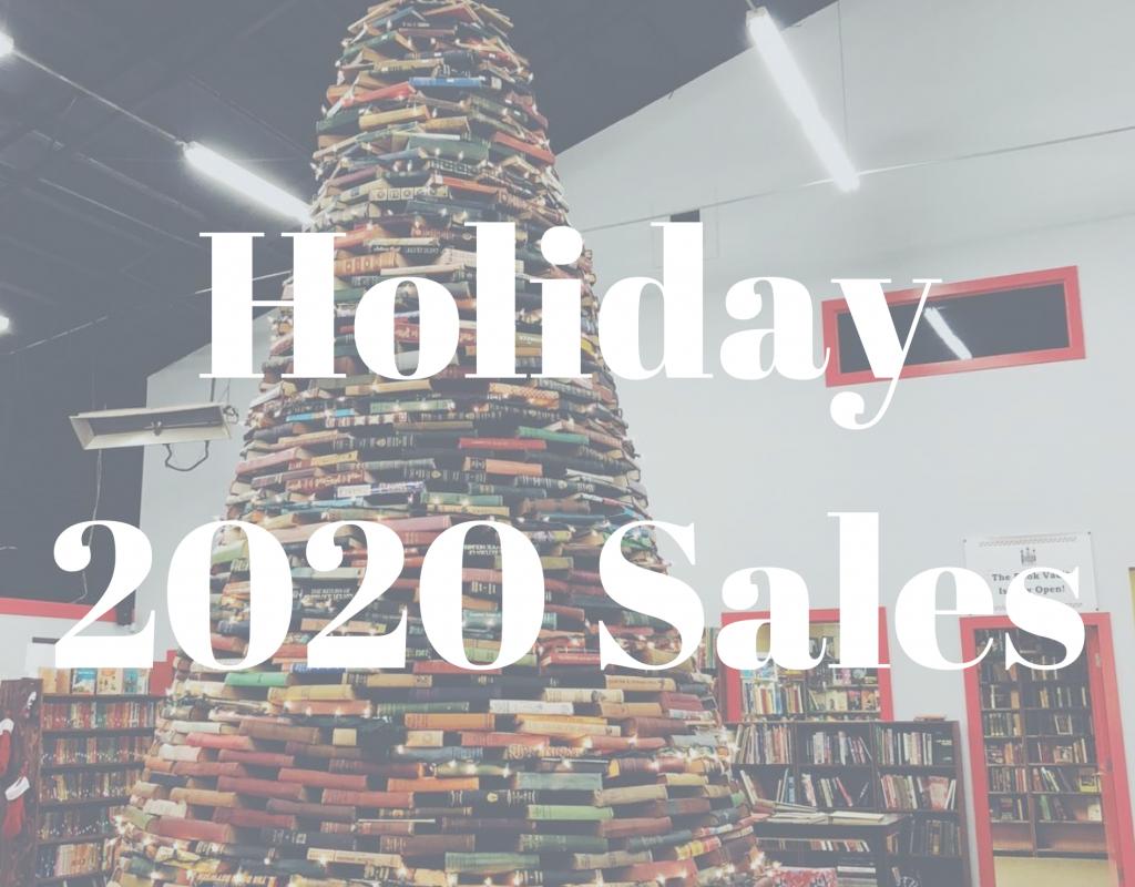 Holiday 2020 Sales