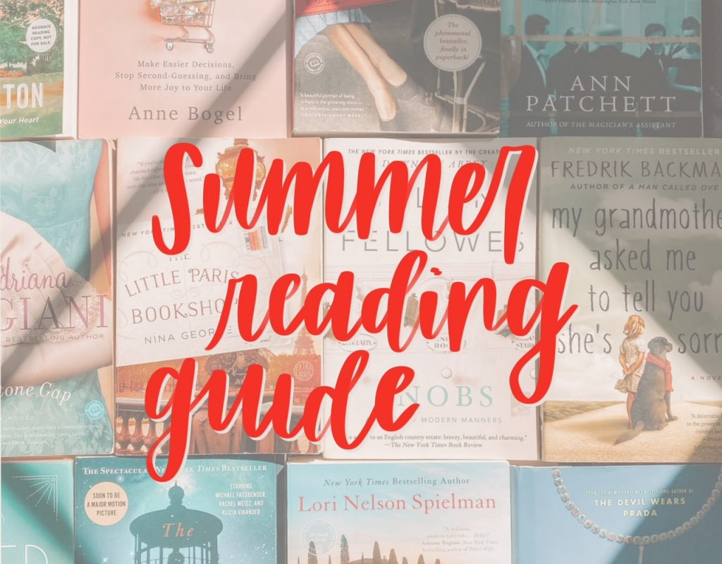 Ultimate Summer Reading Guide