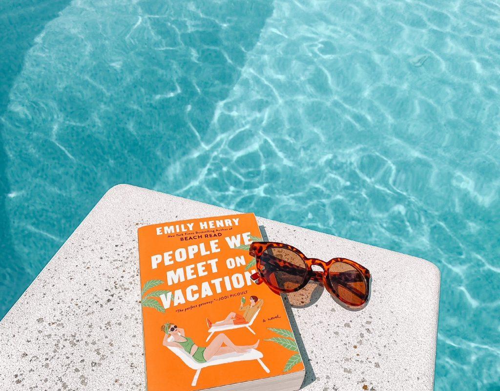 June Book Club: People We Meet On Vacation