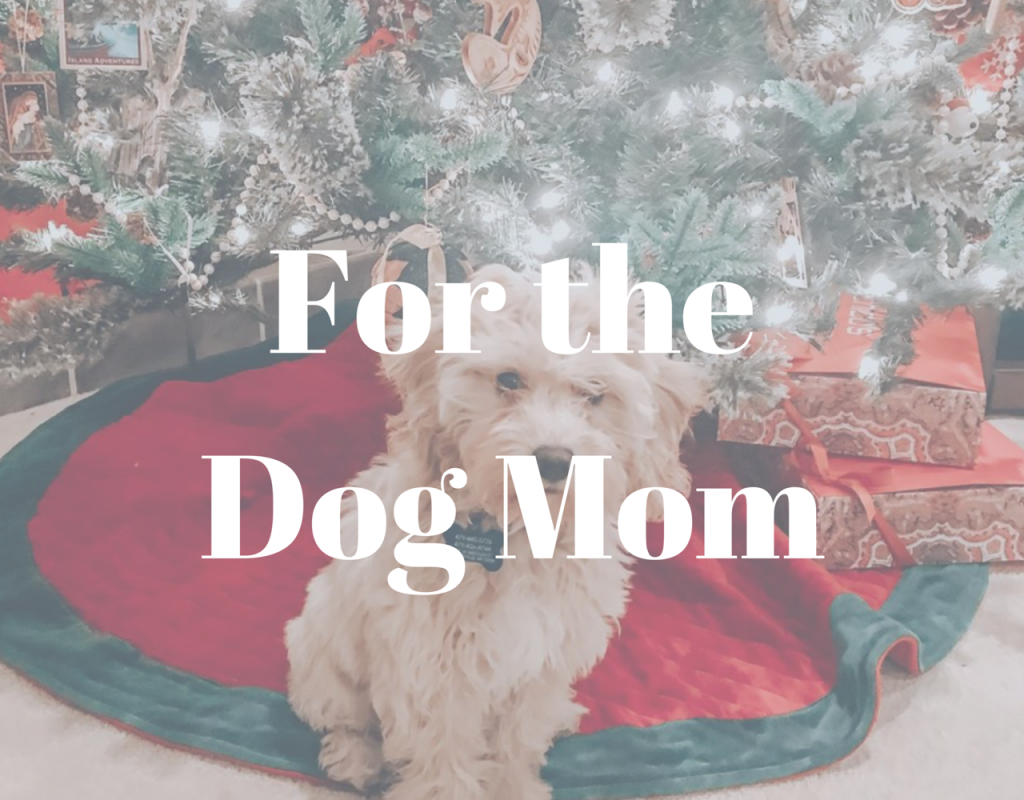 For the Dog Mom (+ Her Furry Friend)