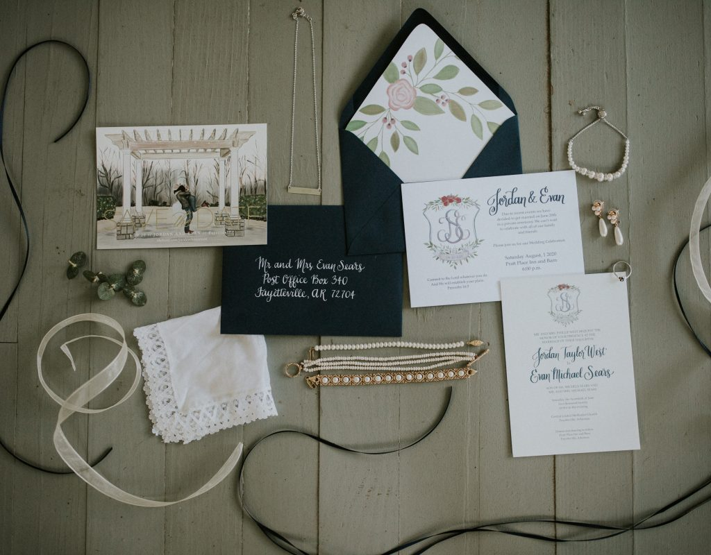 Our Wedding Stationery Suite
